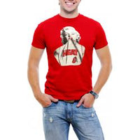 Miami Head Number 6 Men T-Shirt Soft Cotton Short Sleeve Tee