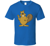 Happy Beaver T Shirt