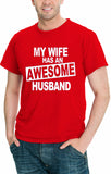 Awesome Husband Men Graphic T-Shirt