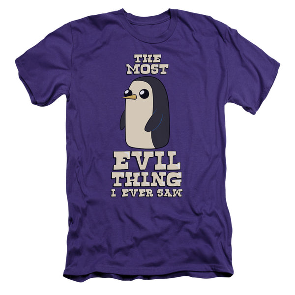 Adventure Time - Evil Thing Short Sleeve Adult 30/1