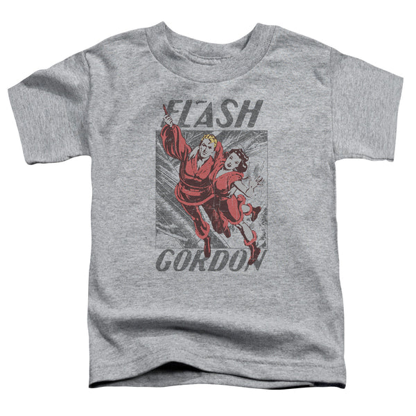 Flash Gordon - To The Rescue Short Sleeve Toddler Tee