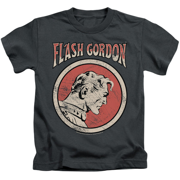 Flash Gordon - Flash Circle Short Sleeve Juvenile 18/1