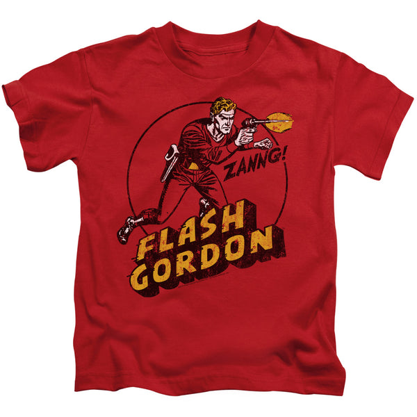 Flash Gordon - Zang Short Sleeve Juvenile 18/1