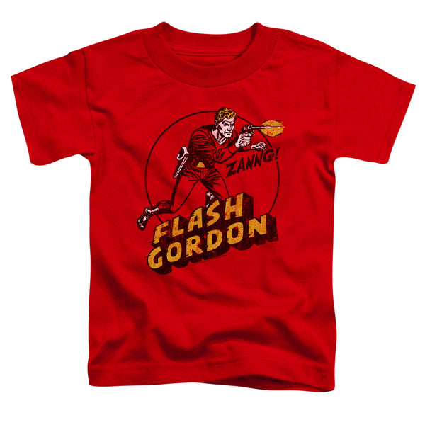 Flash Gordon - Zang Short Sleeve Toddler Tee