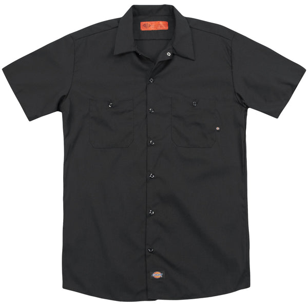 Rocky - Shirt (Back Print) Adult Work Shirt