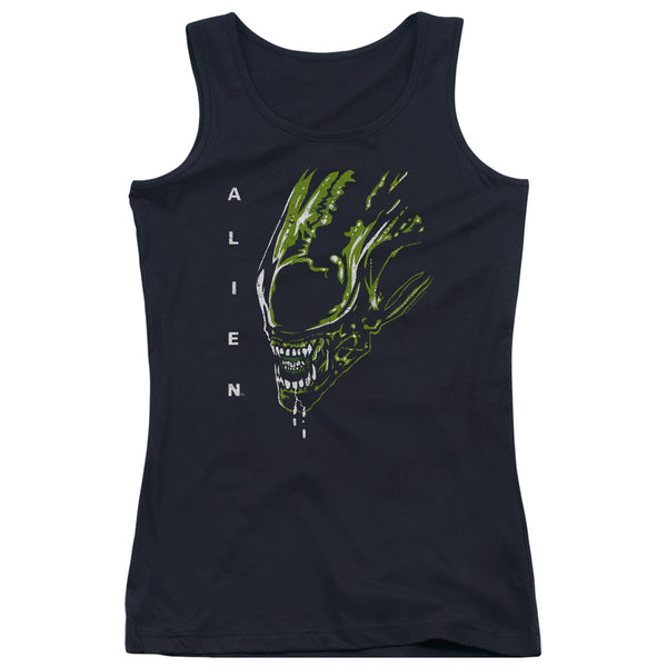 Alien - Acid Drool Juniors Tank Top