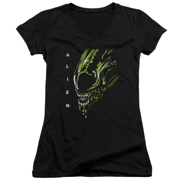 Alien - Acid Drool Junior V Neck