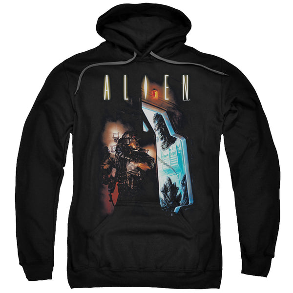 Alien - Around The Corner Adult Pull Over Hoodie