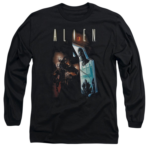 Alien - Around The Corner Long Sleeve Adult 18/1