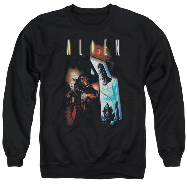 Alien - Around The Corner Adult Crewneck Sweatshirt