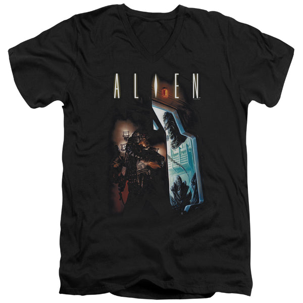 Alien - Around The Corner Short Sleeve Adult V Neck