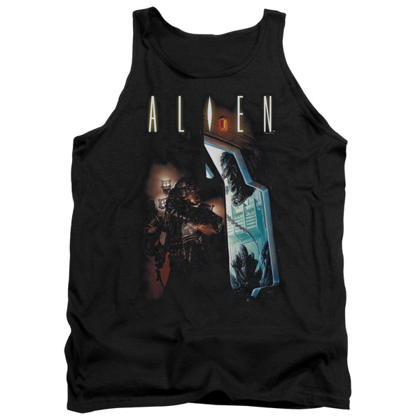 Alien - Around The Corner Adult Tank