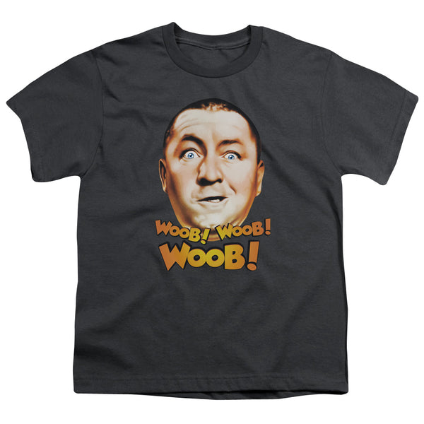 Three Stooges - Woob Woob Woob Short Sleeve Youth 18/1