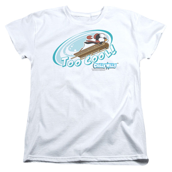 Chilly Willy - Too Cool Short Sleeve Women's Tee