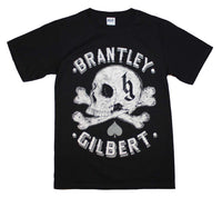 Brantley Gilbert Skull T-Shirt