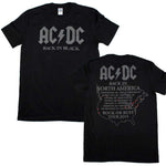 AC/DC Back in Black 2016 T-Shirt