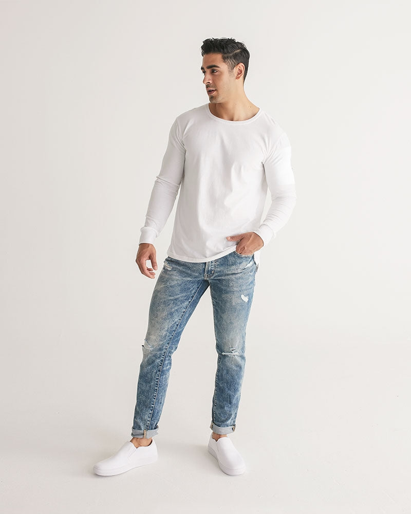 connfi_2020_icon_2color Men's Long Sleeve Tee