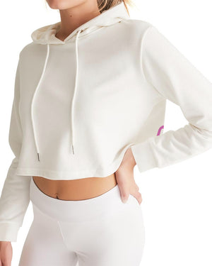 Miami Vice Lifestyle Cropped Hoodie