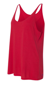 Performance Flowy Tank-- Red