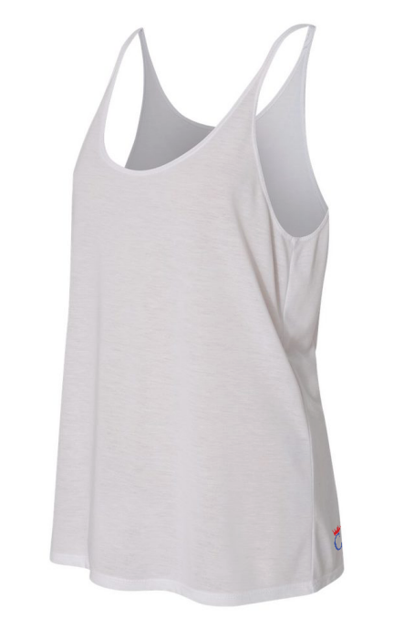 Performance Flowy Tank-- White