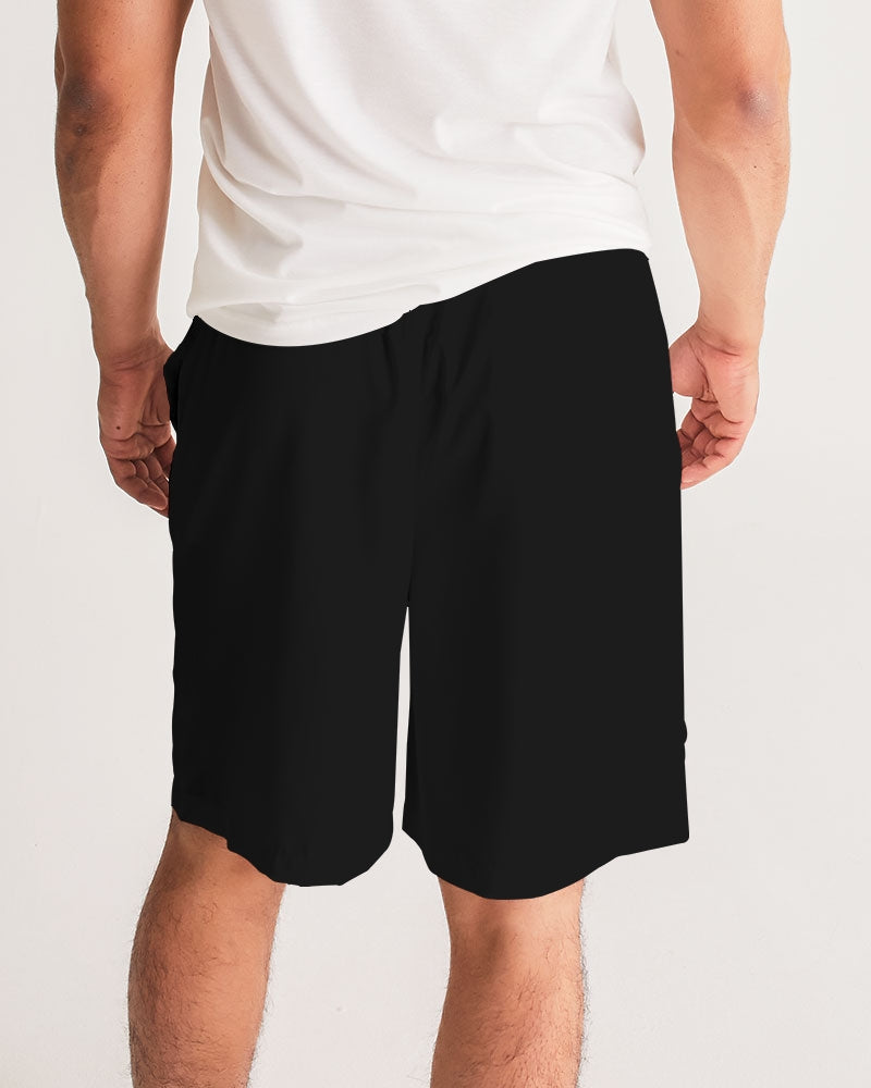 Black Collection  Men's Jogger Shorts