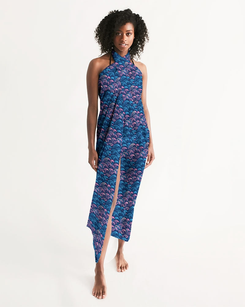 Tidal Wave Swim Cover Up