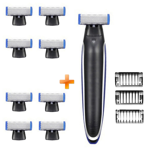 Image of OneTouch™ - HairSaver Smart Razor