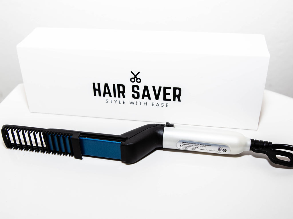 HairSaver™ - Advanced Hair straightener