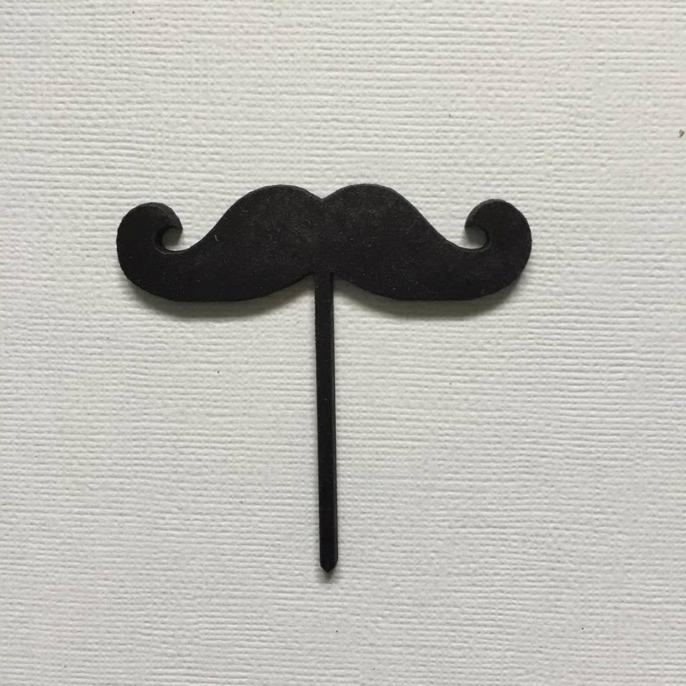 Moustache Mustache Theme Cup Cake Topper Cake Topper Cake Decoration Cake Decorating Cake Toppers Cupcake Toppers Birthday Boys Party Decor