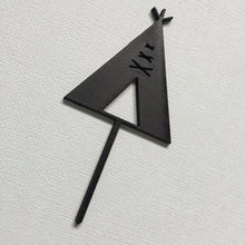 Teepee Native Boho Theme Cup Cake Topper Cake Topper Cake Decoration Cake Decorating Cake Toppers Cupcake Toppers Birthday Party Decor