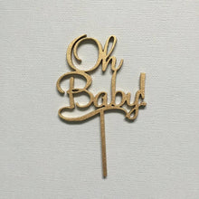 Oh Baby Cup Cake Topper Cake Topper Cake Decoration Cake Decorating Cake Toppers Cupcake Toppers Baby Shower Cakes Sugar Boo Cake Toppers