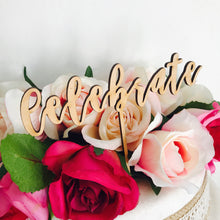 Birthday - Cake Toppers