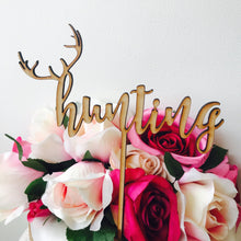Hunting Cake Topper Hunter Cake Topper Cake Decoration Cake Decorating Hunting Antlers Cake Topper Sugar Boo Custom Toppers Sugar Boo