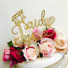 I Said Yes Cake Topper Bridal Shower Cake Kitchen Tea Cake Cake Topper Cake Decoration Cake Decorating Bride To Be Topper Sugar Boo Sugarboo