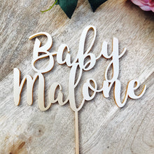 Custom Baby - Cake Toppers
