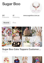 8cm 0 Number Cake Topper Number Cake Decoration Number Cake Toppers Birthday Cake Topper Cake Topper  Number Cake Topper #0 AR Sugar Boo