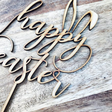 Happy Easter Cake Topper Easter Cake Topper Cake Decoration Cake Decorating Easter Bunny Sugar Boo Cake Toppers Cake Decoration Sugarboo FND
