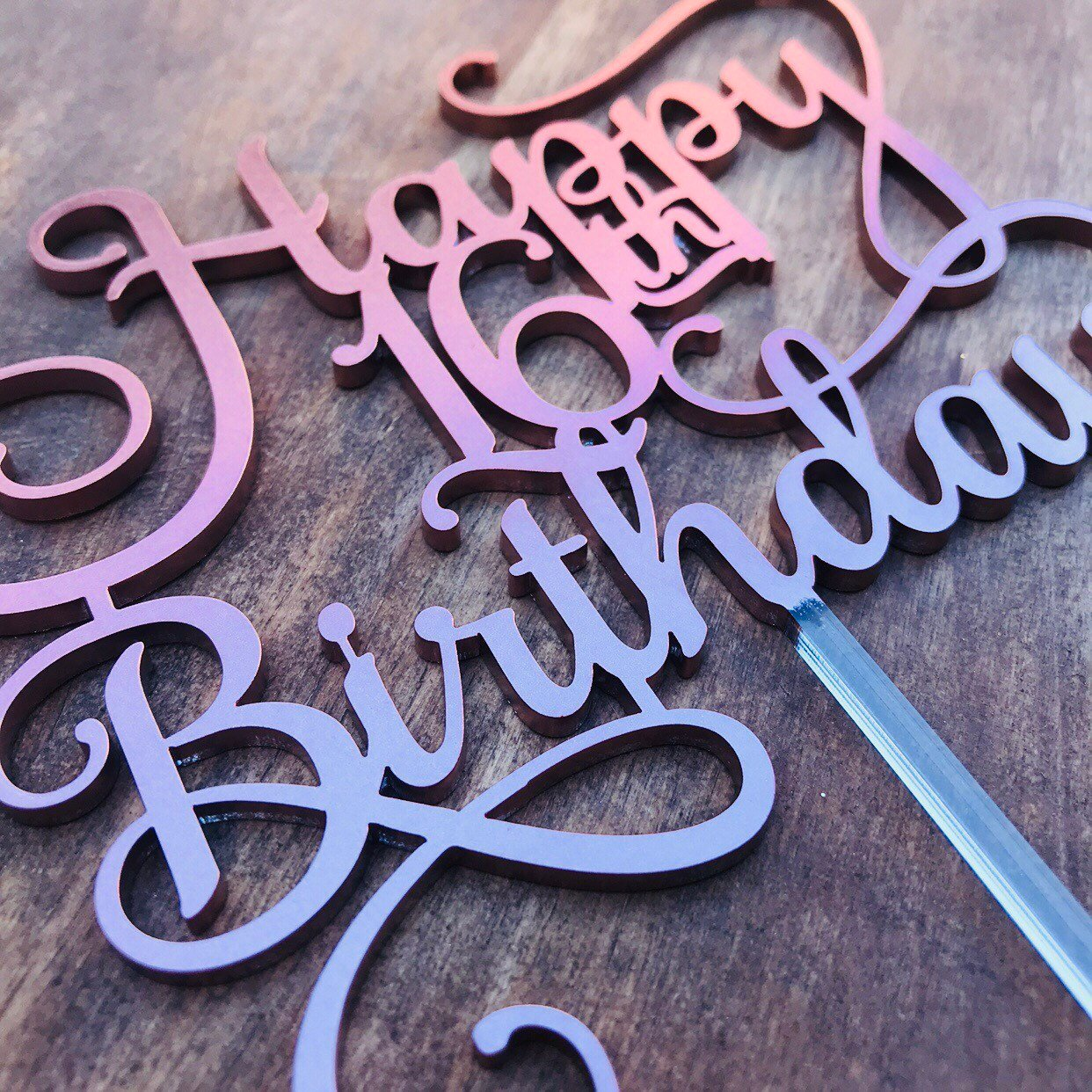 Swell Happy 16Th Birthday Cake Topper Sixteen Cake Topper 16Th Birthday Cake Personalised Birthday Cards Veneteletsinfo