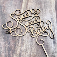 Sweet Sweet Baby Cake Topper Cake Decoration Baby Shower Cake Topper Shower Cake Decoration Baby Shower Topper Cake Shower Cake Sugar Boo