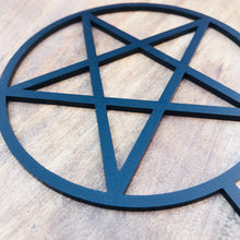 Pagan Pentagon Cake Topper Cake Topper Cake Decoration Boho Cake Decoration Rustic Cake Sugar Boo Cake Toppers