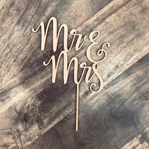 Wedding Cake Topper Mr & Mrs Wedding Cake Engagement Cake Topper Cake Decoration Cake Decorating LVRA Sugar Boo Cake Toppers SugarBoo