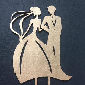 Wedding - Cake Toppers