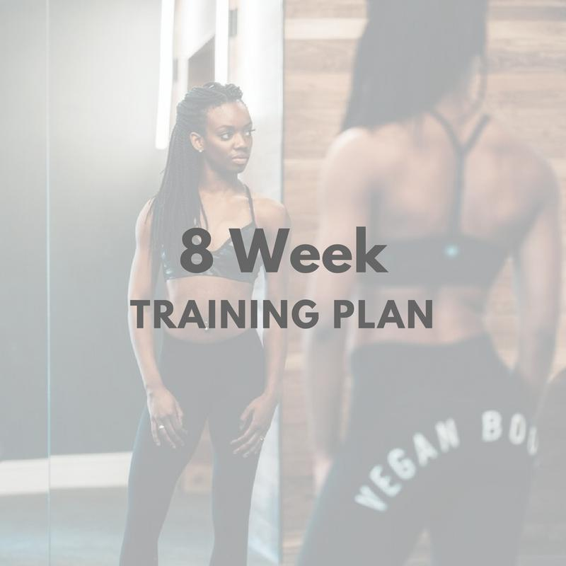 8 Week Training Plan
