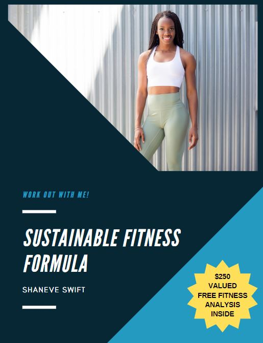 Sustainable Fitness Formula
