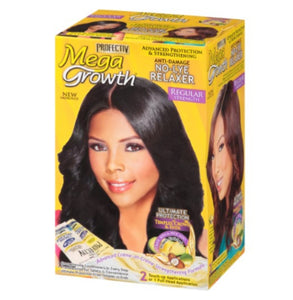 Profectiv Mega Growth No-Lye Relaxer Kit Regular