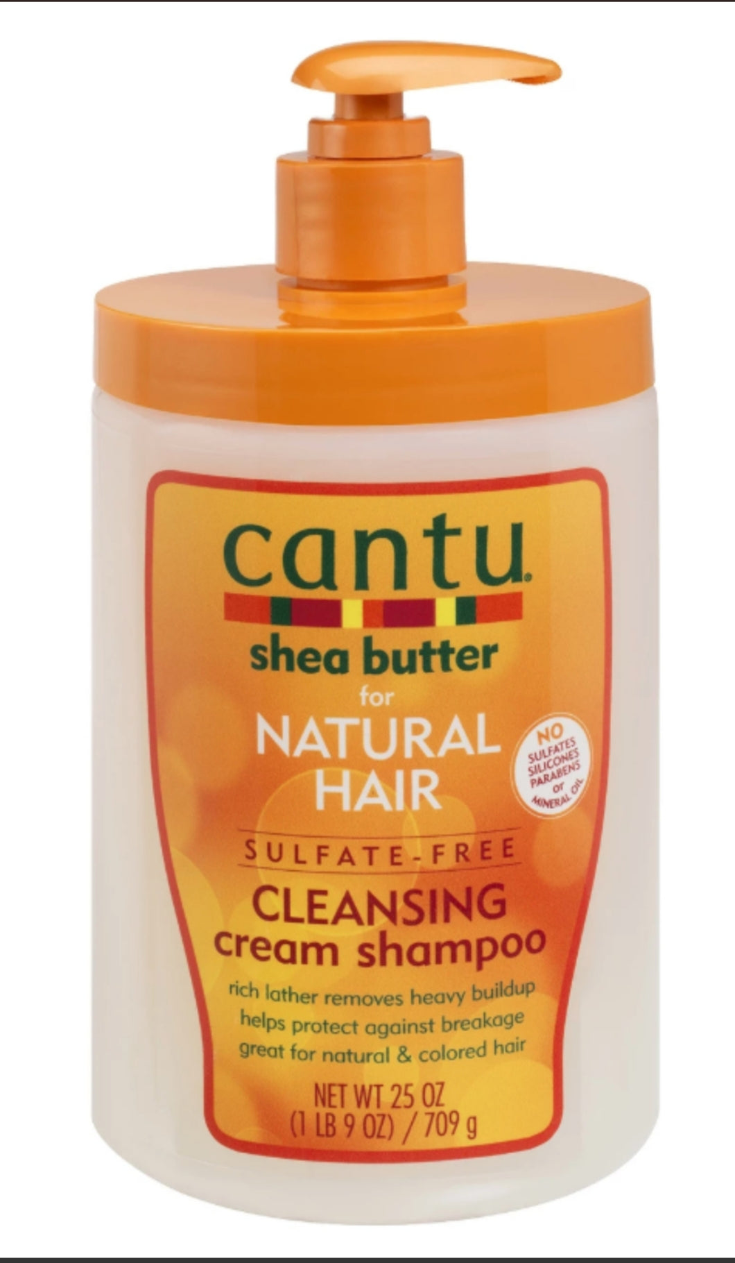 Cantu Shea Butter for Natural Hydrating Cream Conditioner 25 oz
