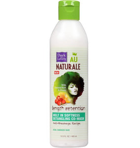 Dark And Lovely Au Naturale Length Retention Co-Wash 13.5 oz
