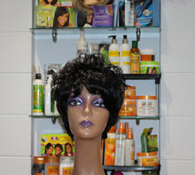 Jay Short Synthetic Wig