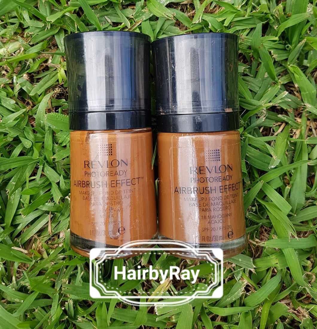 Revlon Colorstay Airbrush foundation