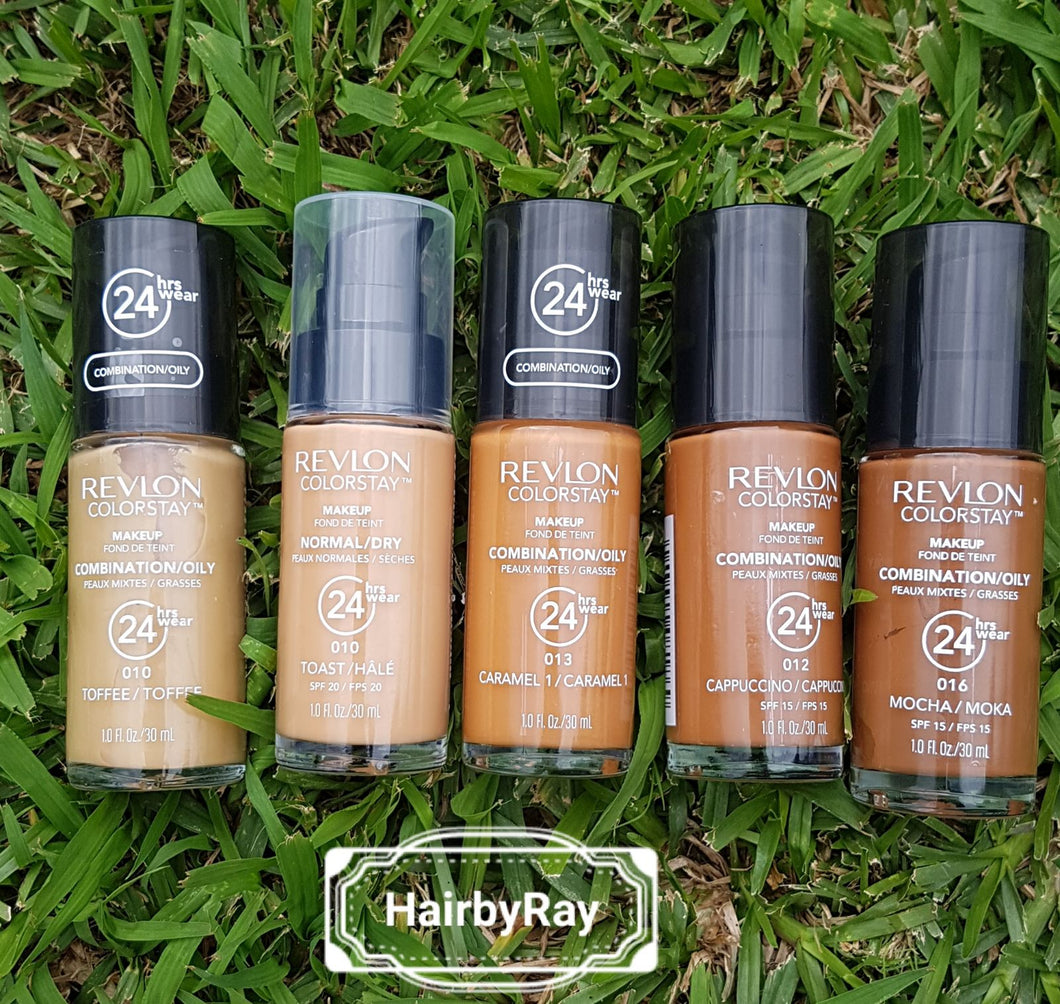 Revlon Colorstay combination/ oily